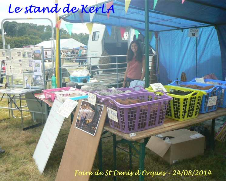 Stand KerLA 1)